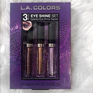 L.A. Colors 3 Piece Eye Shine Set